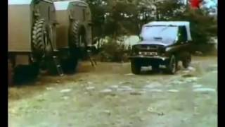 История создания УАЗ - 469 ( УАЗ - 3151) - знаменитого автомобиля - внедорожника.