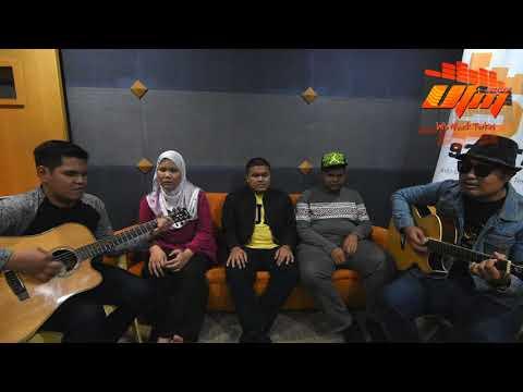 Caliph Buskers ft. Faizal Tahir -Buta  (Akustik UFM 936) (LIVE UFM)