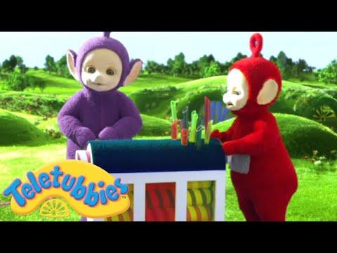 Teletubbies: Musical Box | Cartoons for Children | 1508