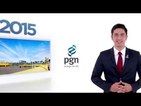 50th PGN - Dedikasi untuk Negeri