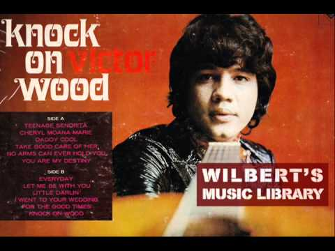 LET ME BE WITH YOU (1971 version) - Victor Wood