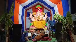 Ganesh  Laddu chori  2018 video