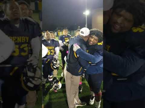 2018 Detroit Denby High School DPSL Football  (Coach Tony Blankenship)