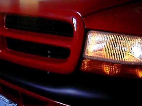 Dodge Durango Alarm
