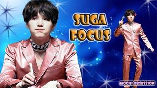 BTS Blood Sweat Tears suga focus (silk suit)