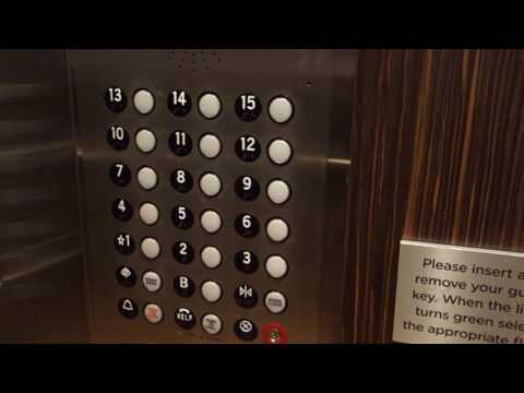 Hotel Tour: Courtyard Marriott Downtown Pioneer Square, Seattle, WA