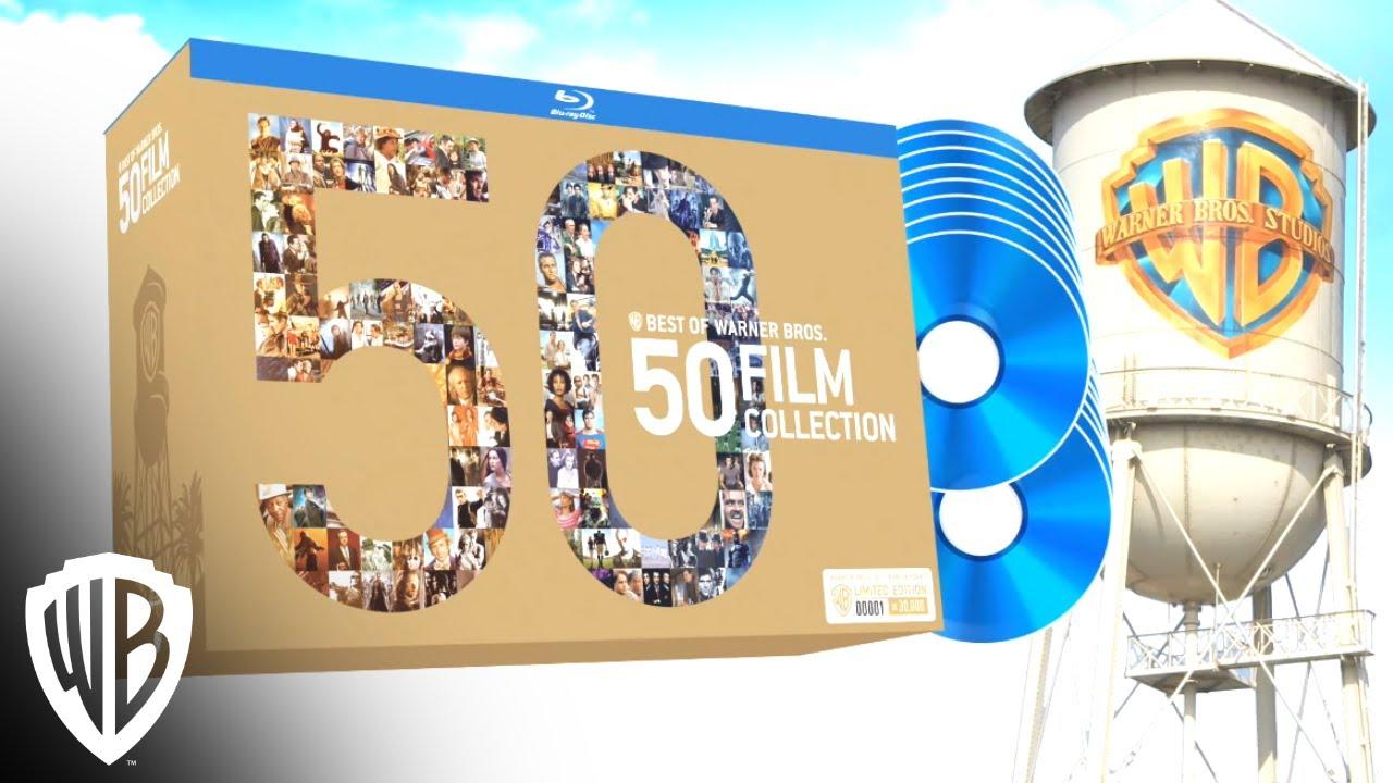 Best Of Warner Bros Film Collection
