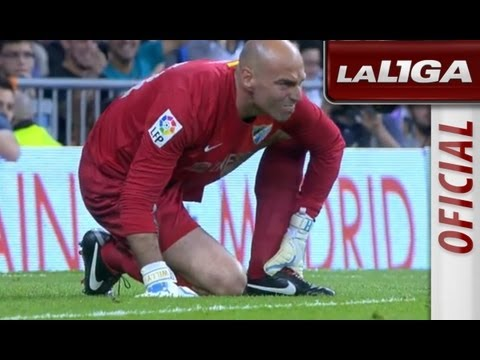 Willy Caballero para penalti a Cristiano Ronaldo - HD