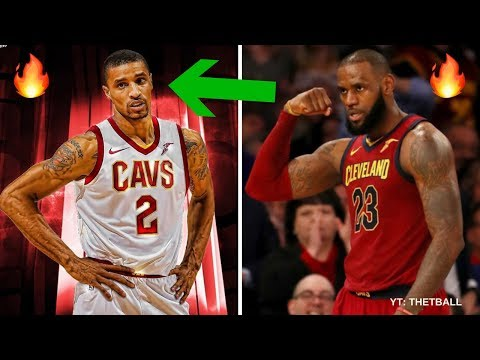 Breaking Down How George Hill Fits With the Cleveland Cavaliers | Trade to Play With LeBron James!