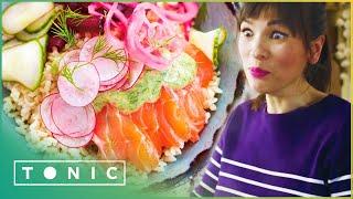 Ultimate Summer Salmon Poke Recipe | Rachel Khoo: My Swedish Kitchen | Tonic