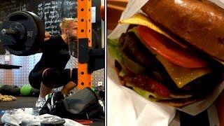 VLOG| Rekordy na siłowni, burgery, targi piwa