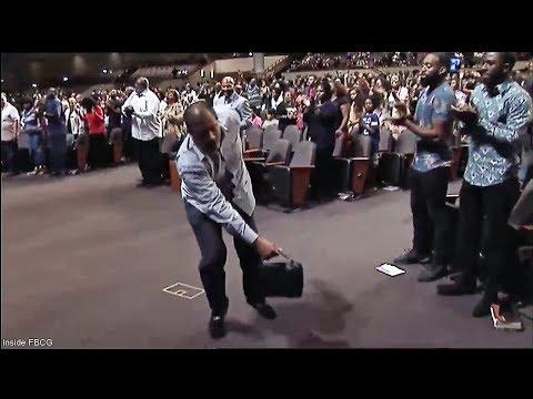 """Challenged But Not Conquered"" Pastor John K. Jenkins Sr. w/ Praise Break 2017"