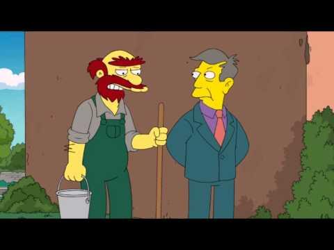The Simpsons: Skinner Speaks Esperanto