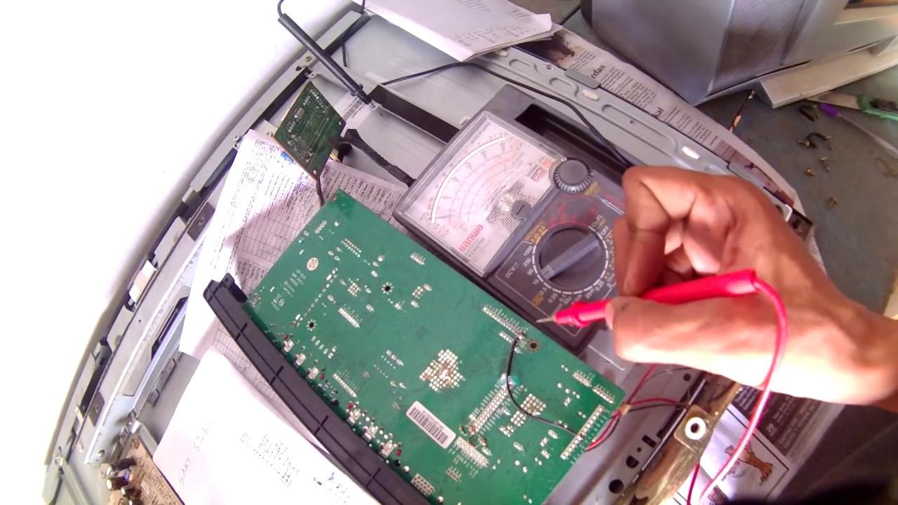 Cara Memperbaiki Tv Lcd Cara Servis Tv Polytron 32 Inch Plm32b21