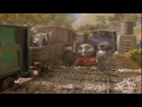 Thomas The Multi-Language Tank Engine - Gondarth Times Himself!