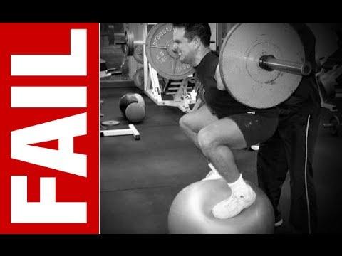 10 Biggest WORKOUT FAILS (Dangerous!!)