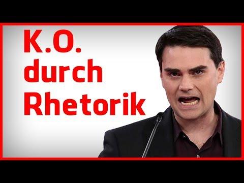Ben Shapiro zerstört politische Gegner mit diesen 10 Rhetorik-Regeln