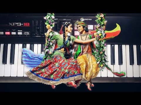 Radha Krishna Serial Song | Star Bharat | Piano Cover