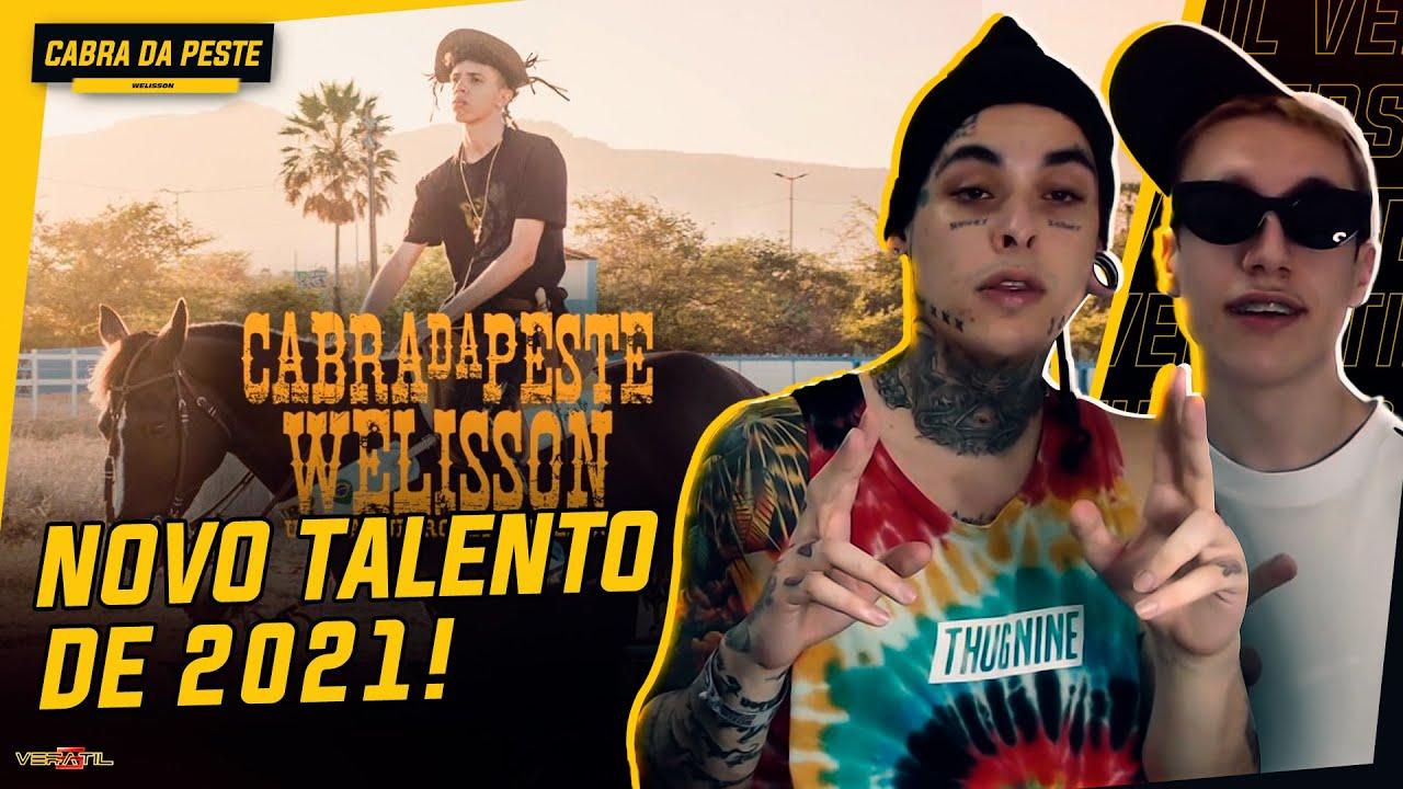 Download (HIT DO NORDESTE!)WELISSON - Cabra da Peste (Clipe Oficial) | REACT / ANÁLISE VERSATIL ft. Lil Pinga