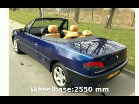 2001 Peugeot 306 Cabriolet - Features and Review