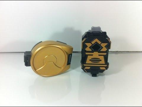 Review: Black Box Morpher Power Rangers Samurai