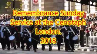Music from the Cenotaph: 2018