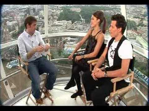 Jessica Alba & Ioan Gruffudd - Fantastic Four interview