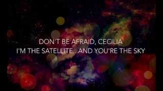 Cecilia and the Satellite | Andrew McMahon In The Wilderness | Lyrics ☾☀