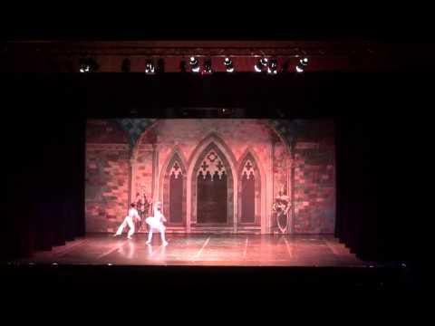 Ballet Tour Chile-Argentina 2013