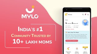 Mylo - Indian Pregnancy and Baby Care App | Download Now screenshot 2