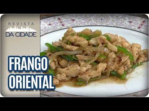 Receita de Frango Oriental - Revista da Cidade (26/04/2017)
