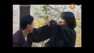 Корейский бой Гичонмун.