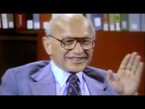 Milton Friedman - Libre para Elegir 2 - La Tiranía del Control
