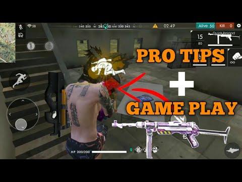 Free Fire Rank Pro Tips And Tricks 13 Kill Free Fire