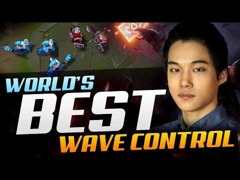 Why The World Studies Dopa's Masterful Wave Control