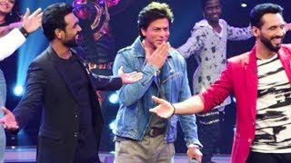 Shah Rukh Khan On Dance Plus 3 Sets Promote Jab Harry Met Sejal
