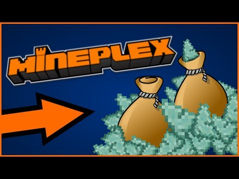 How to GET TREASURE SHARDS FAST on Mineplex