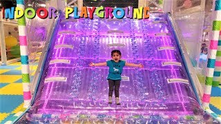 Indoor Playground family fun games and play area for kids!!