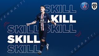 SKILL / GESTE TECHNIQUE : VERRATTI - PARIS SAINT-GERMAIN vs ANGERS
