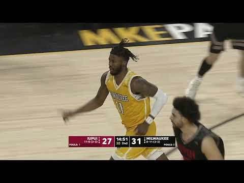 Wisconsin Sports - Game Audio: MBB: Milwaukee 64, IUPUI 57