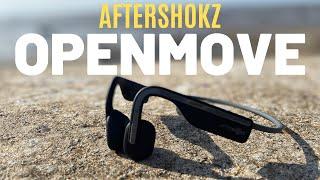 Aftershokz Openmove Bone Conduction Headphones Review