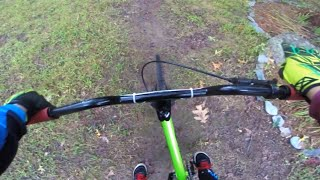 After The Rain, We Ride - Backyard Bmx Pump Track 100% Gopro