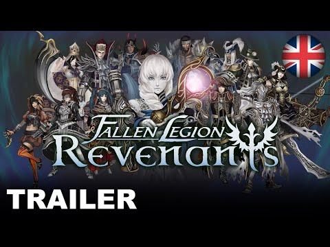 Fallen Legion Revenants - Gameplay Trailer (PS4, Nintendo Switch) (EU - English)