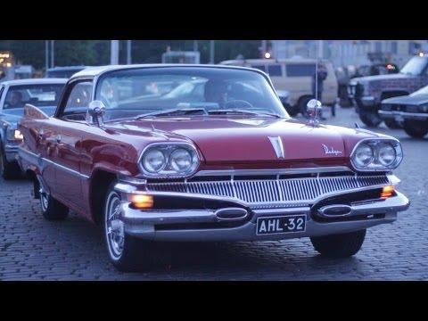 Cars & Rock n Roll in Helsinki