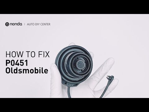 How to Fix OLDSMOBILE P0451 Engine Code in 3 Minutes [2 DIY Methods / Only $4.35]