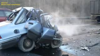 Russian Car Crash Compilation November 6 11 2015