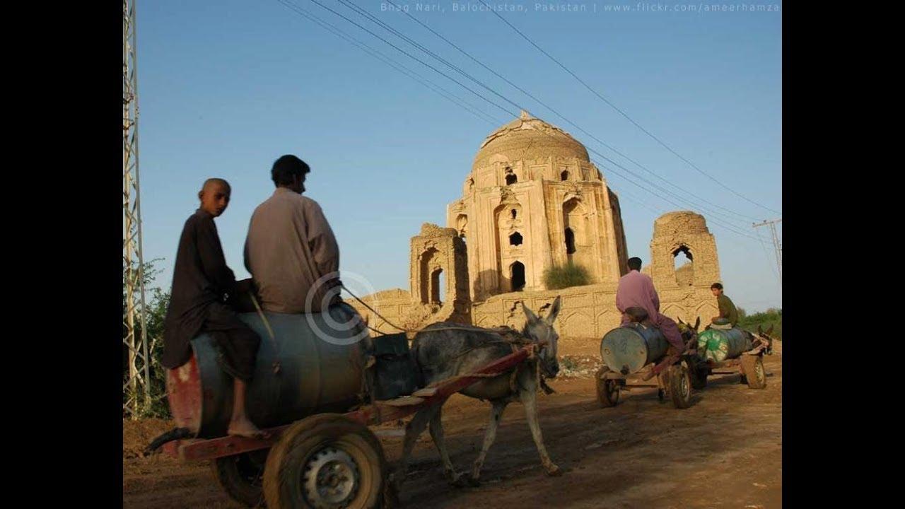 in 21 century a struggle for drinking water bhag nari balochistan