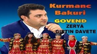 KURMANC BAKURİ - ZERYA GIRTIN DAVETE