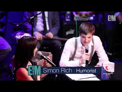 Comedy writer Simon Rich Reveals His Secrets to Success  Employee of the Month