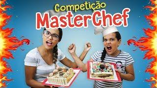 COMPETIÇÃO MASTERCHEF - QUAL É O MELHOR BOLO? - JULIANA BALTAR